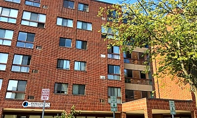 Cocheco Park Apartments, 1