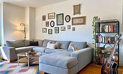 Living Room, 90 Bay St 2-E, 0