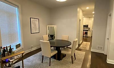 Dining Room, 1155 W Wrightwood Ave, 1