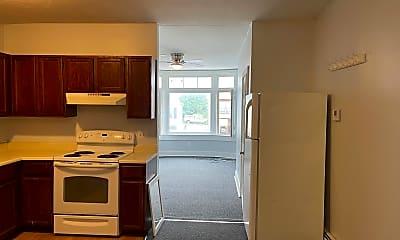 Kitchen, 408 Central St 3, 2