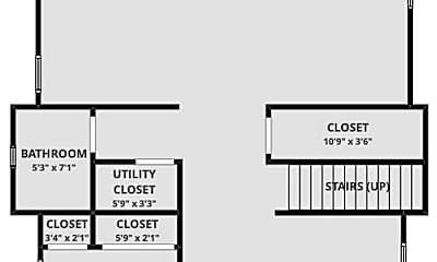 Building, 2635 Columbine St, 2