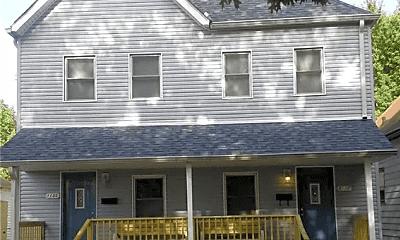 Building, 1105 S Reisner St, 0