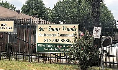 Sunny Woods, 1