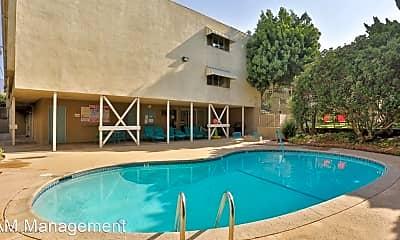 Pool, 1200 W Huntington Dr, 1