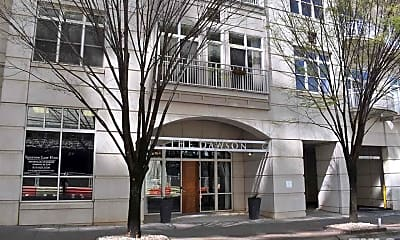Building, 317 W Morgan St 413, 1