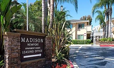 Community Signage, Madison Newport, 1