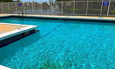 Pool, 209 Palm Cir E, 2