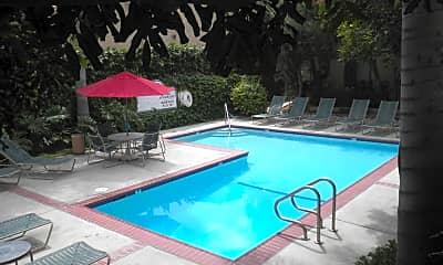 Pool, Camino De Oro, 1