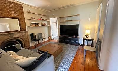 Living Room, 964 Bedford Ave 4, 0