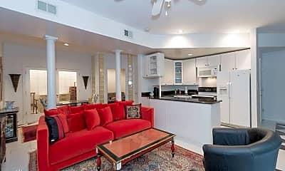 Living Room, 2403 Shreve Hill Rd, 0