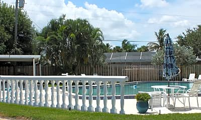 Patio / Deck, 2186 Florida A1A B5, 0