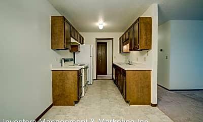 Kitchen, 1524-1638 12th Street NW, 1