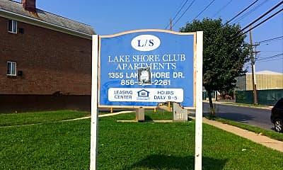 Lake Shore Club Apartments, 1