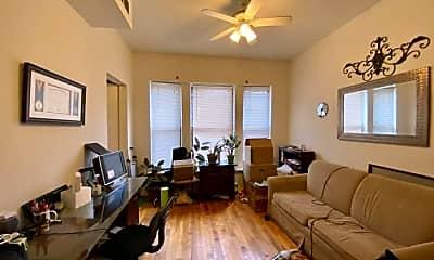 Living Room, 908 S Loomis St, 0