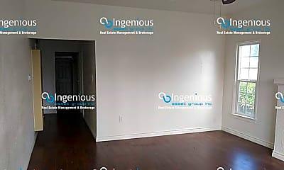 Living Room, 1607 W 49th St, 1