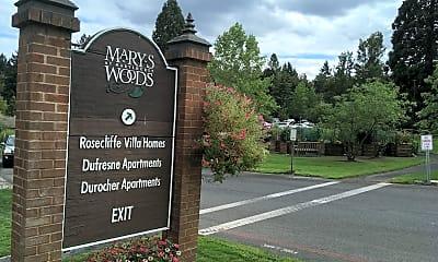 Mary's Woods, 1