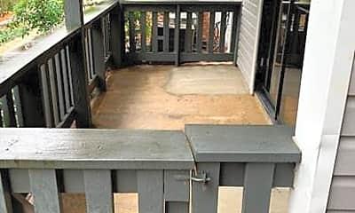 Patio / Deck, 315 Woodland Village, 2