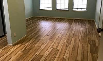Living Room, 3118 San Jacinto St, 1