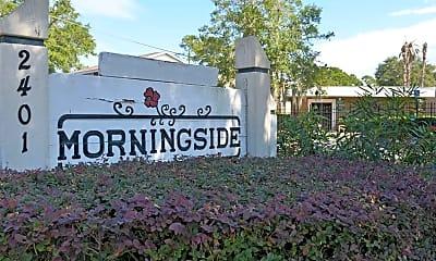 Community Signage, Morningside, 2