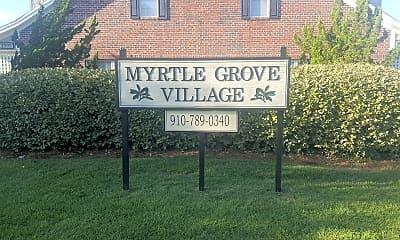 Pleasant Grove Village Apartments, 1
