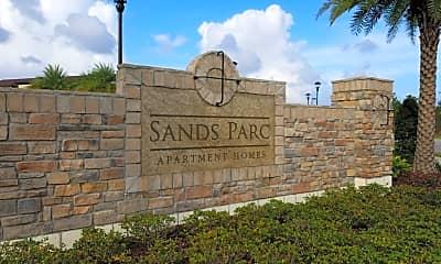 Sands Parc, 1