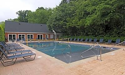 Pool, Riverbend Club Apartments, 0