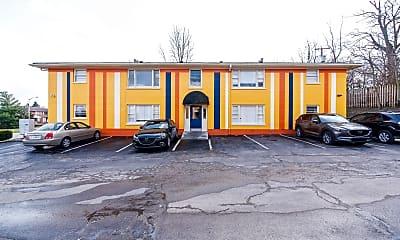 Building, 1601 Alexandria Dr, 2