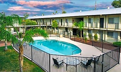 Pool, 3003 N Alvernon Way 126, 2