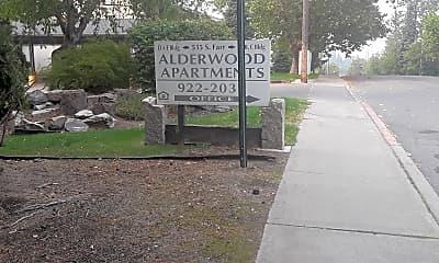 Alderwood Apartments, 1