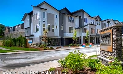 Building, 15720 Meadow Rd, Townhouse M5, 1