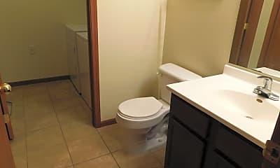 Bathroom, 1420 E 14th St, 1