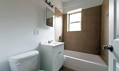 Bathroom, 3600 W Franklin, 2