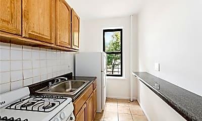 Kitchen, 2965 Decatur Ave 6E, 2