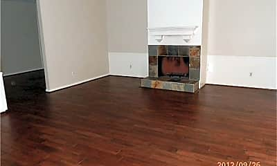 Living Room, 1606 S Gessner Rd, 1