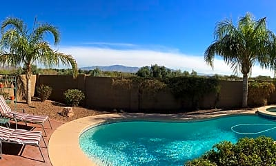 Pool, 10218 N Turquoise Moon Way, 0