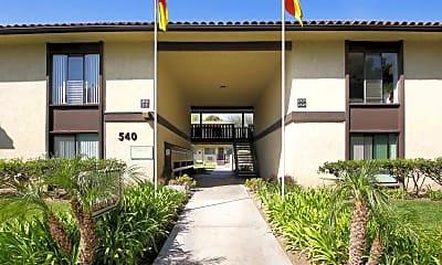 Building, Villa Pointe, 1