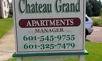 Chateau Grand Apartments, 1