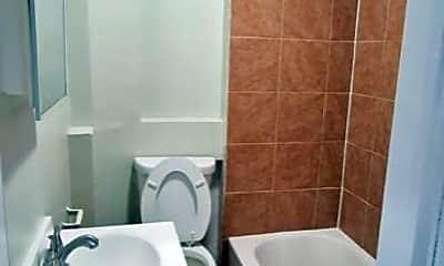 Bathroom, 554 E 18th St, 2