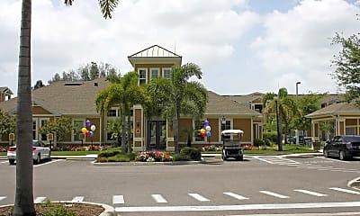 Leasing Office, Booker Creek, 2