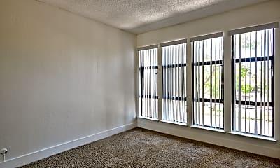 Bedroom, Modera Apartments, 2