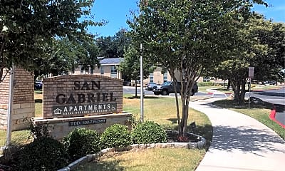 San Gabriel Apartments, 1
