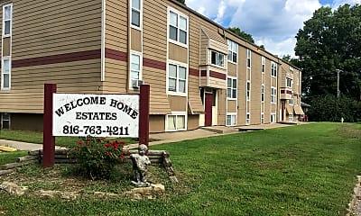 Welcome Home Estates, 1