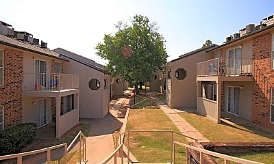 Building, Kickingbird-Kickingbird Hills, 1