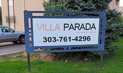 Villa Parada Apartments, 1