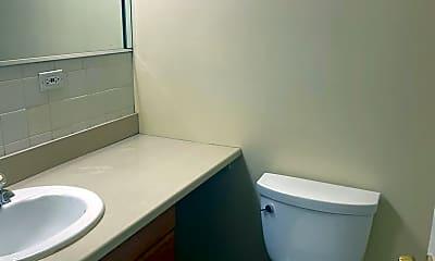 Bathroom, 406 Franklin Ave 1B, 2