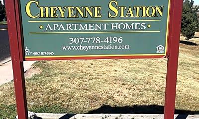 Cheyenne Station Apartments, 1