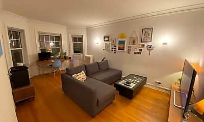 Living Room, 2337 W Addison St, 0