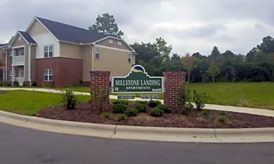 Millstone Landing, 1