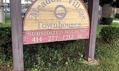 Meadow Village Complex, 1