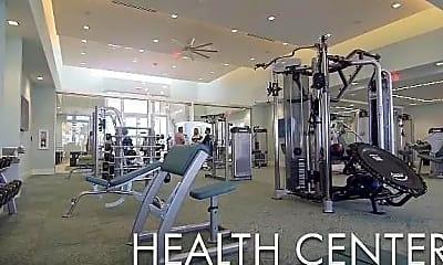 Fitness Weight Room, 12639 Machiavelli Way, 2